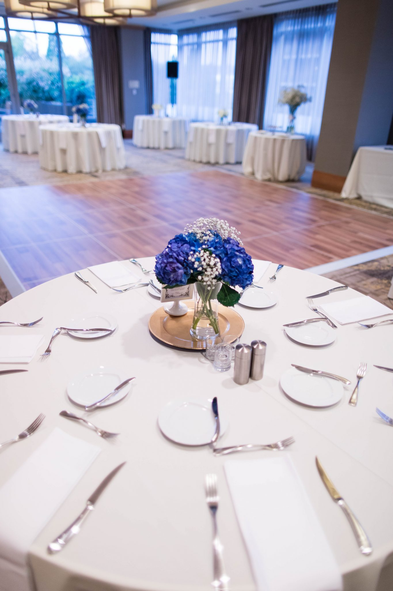 Pan Pacific Seattle Wedding