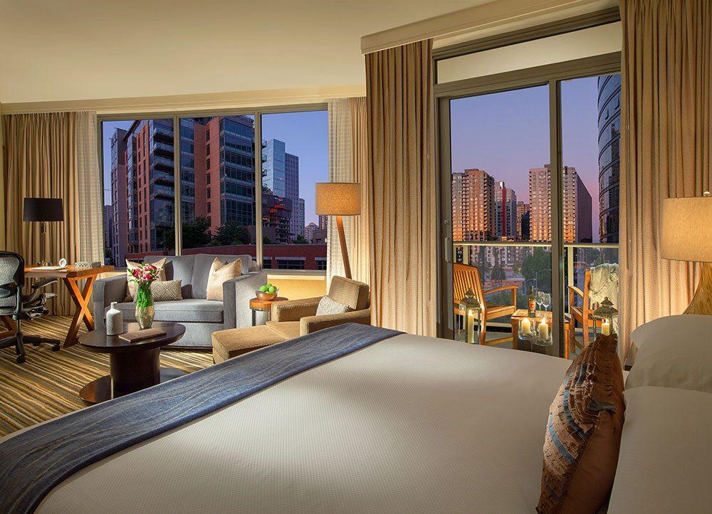 Balcony Studio Suites