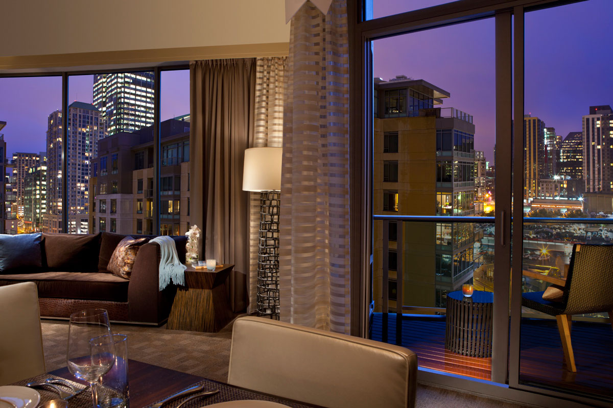 Pan Pacific Seattle | Luxury Hotel in Downtown Seattle