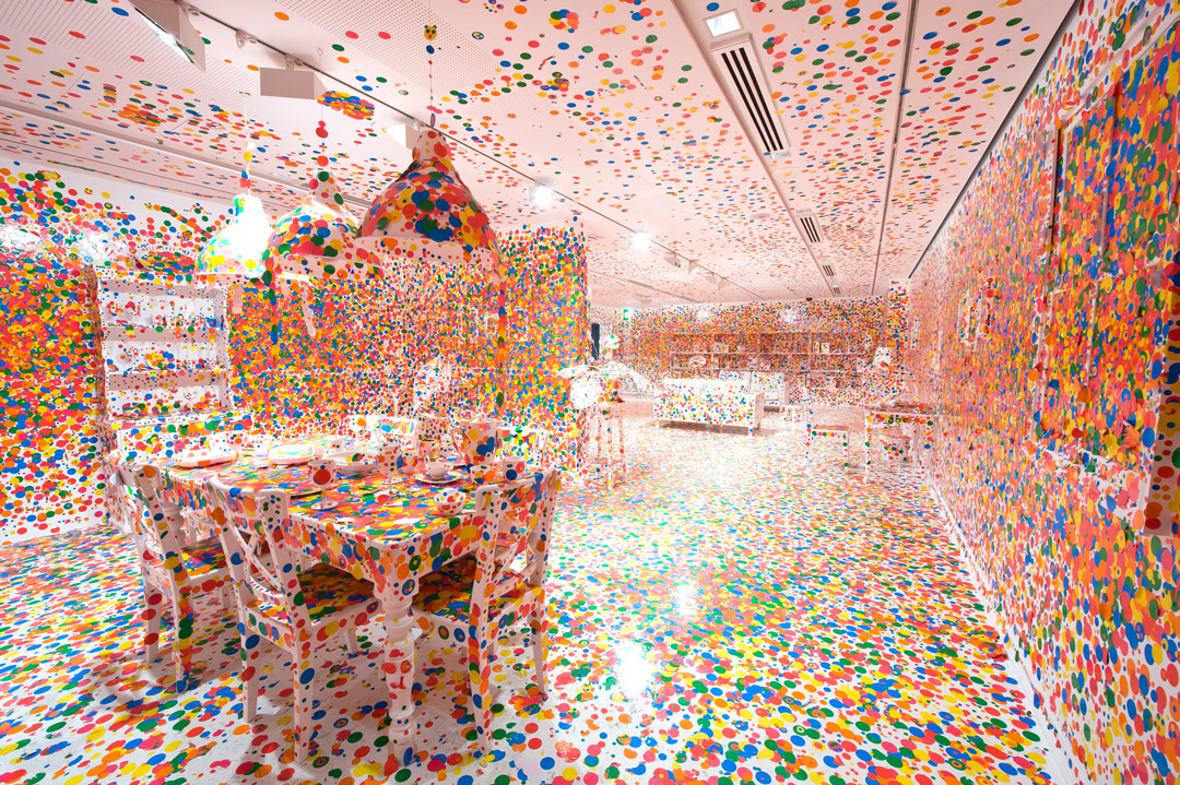 What to Expect from Yayoi Kusama at the Seattle Art Museum