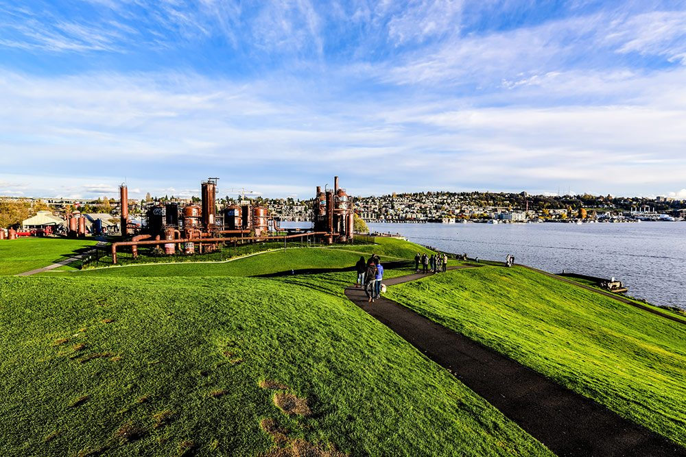 The Story Behind Gas Works Park