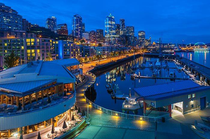 Seattle Cruise Parking Hotel