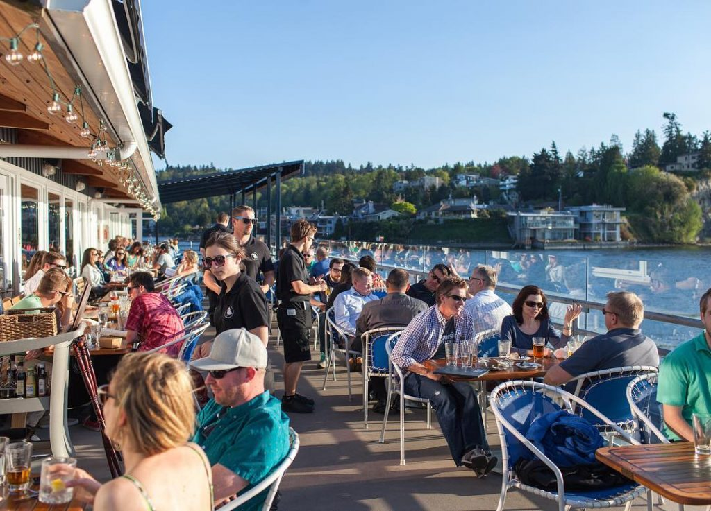 Our Favorite Seattle Restaurants With Al Fresco Dining