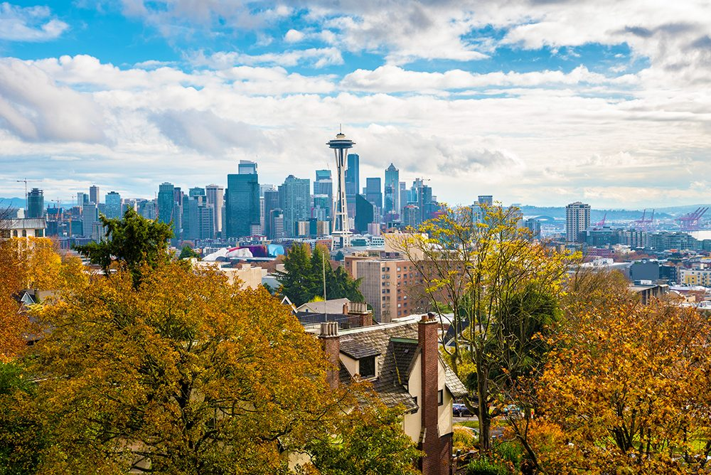 Why We Love Seattle In The Fall