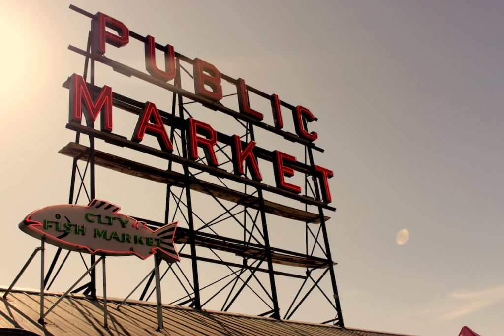 The Best Of Pike Place Market