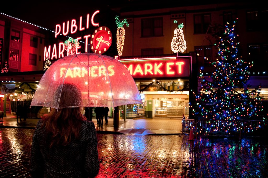 How To Celebrate The Holidays In Seattle