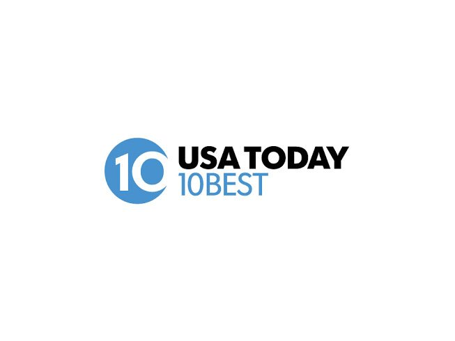 Badge for USA Today 10 Best