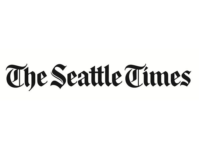 logo for the Seattle Times