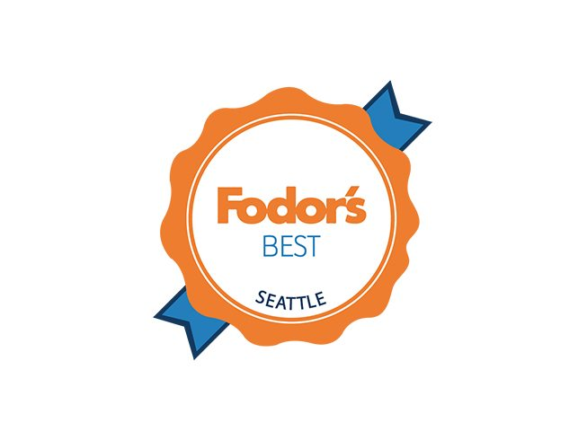 Badge for Fodor's Best of Seattle