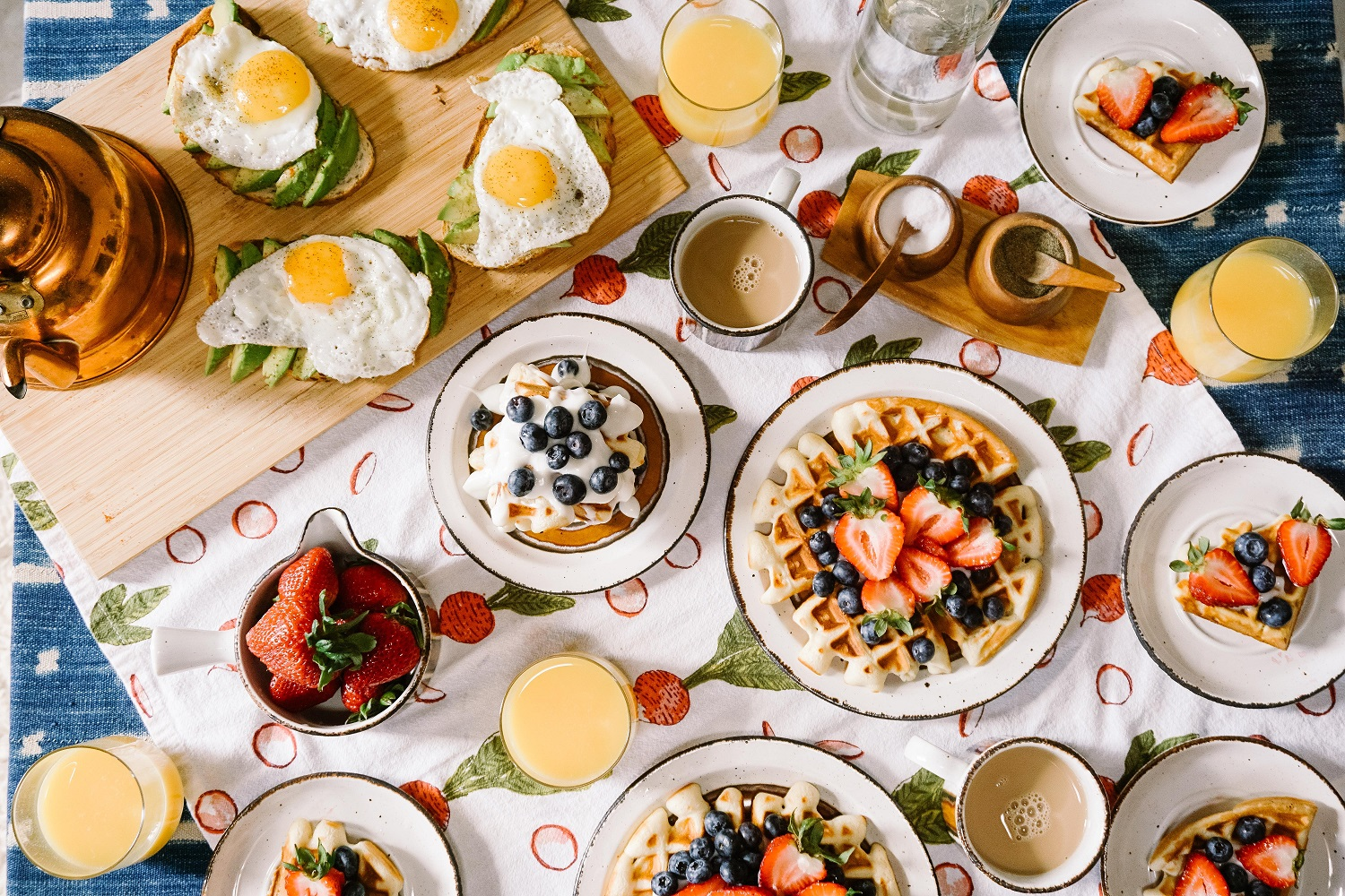 Brunch Seattle-style: Where To Have The Most Important Meal Of The Week