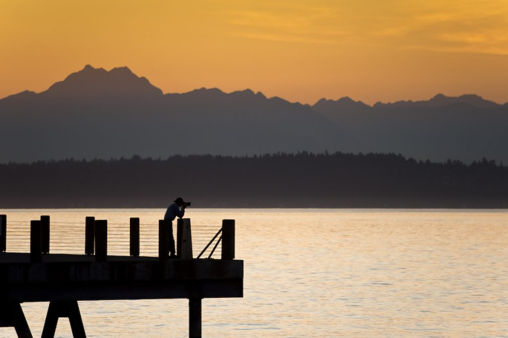 Where To Enjoy Beach Vibes In Seattle