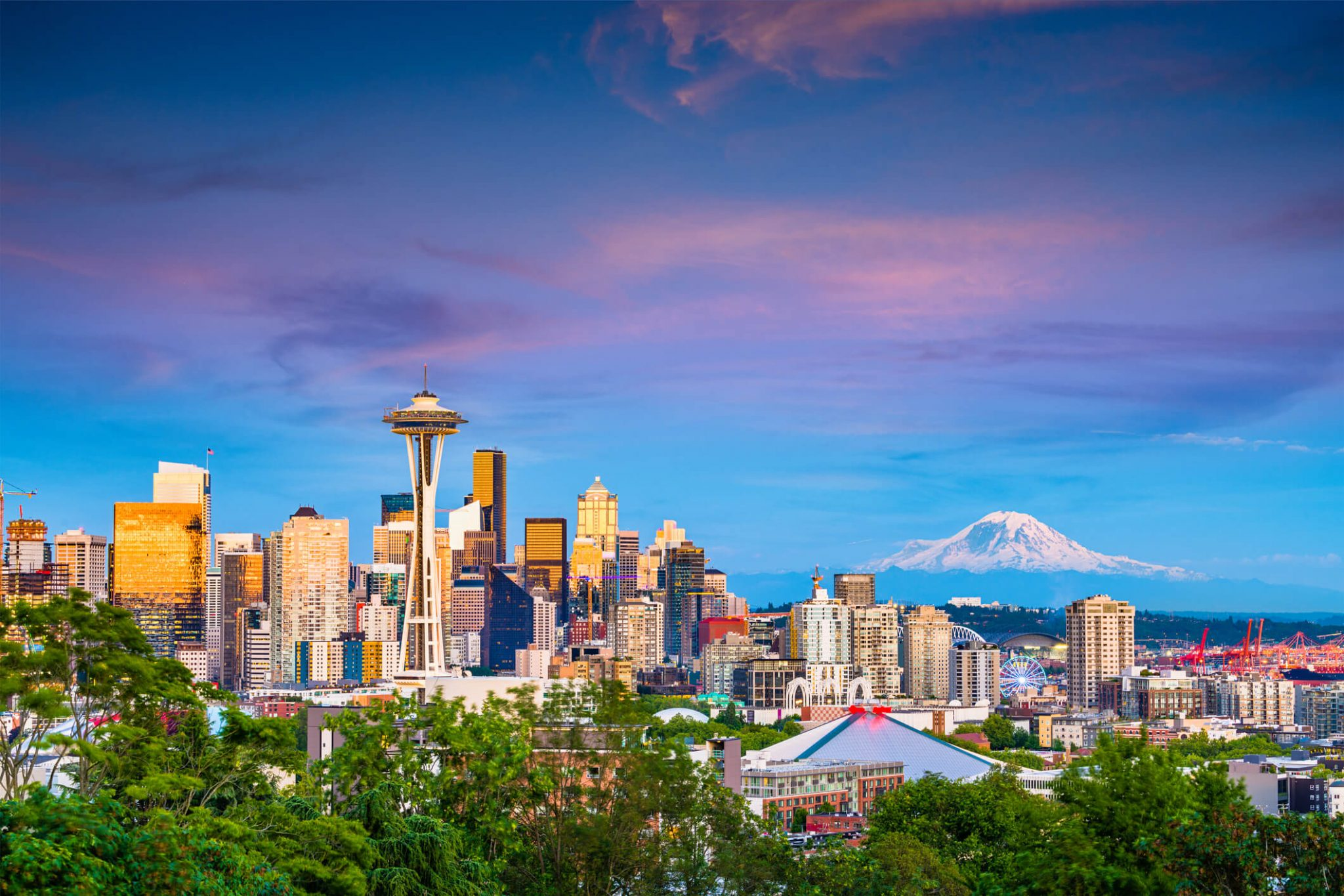 Back To Nature in Seattle: The Essential Guide To Seattle's Best Parks