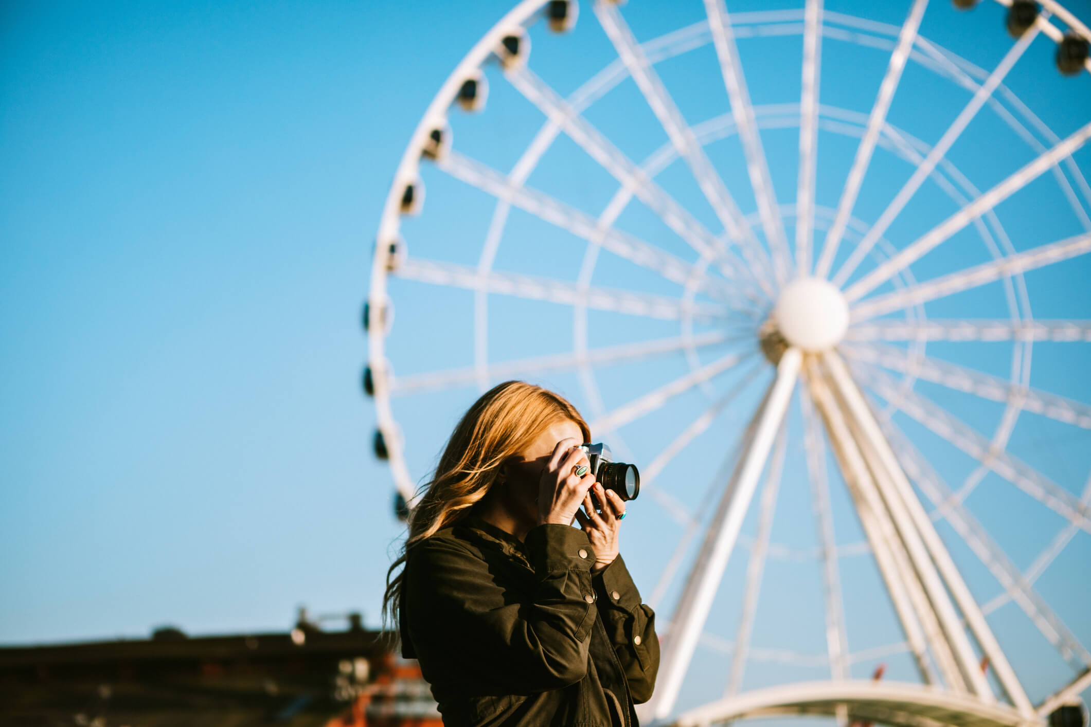 In Praise of Being A Seattle Tourist