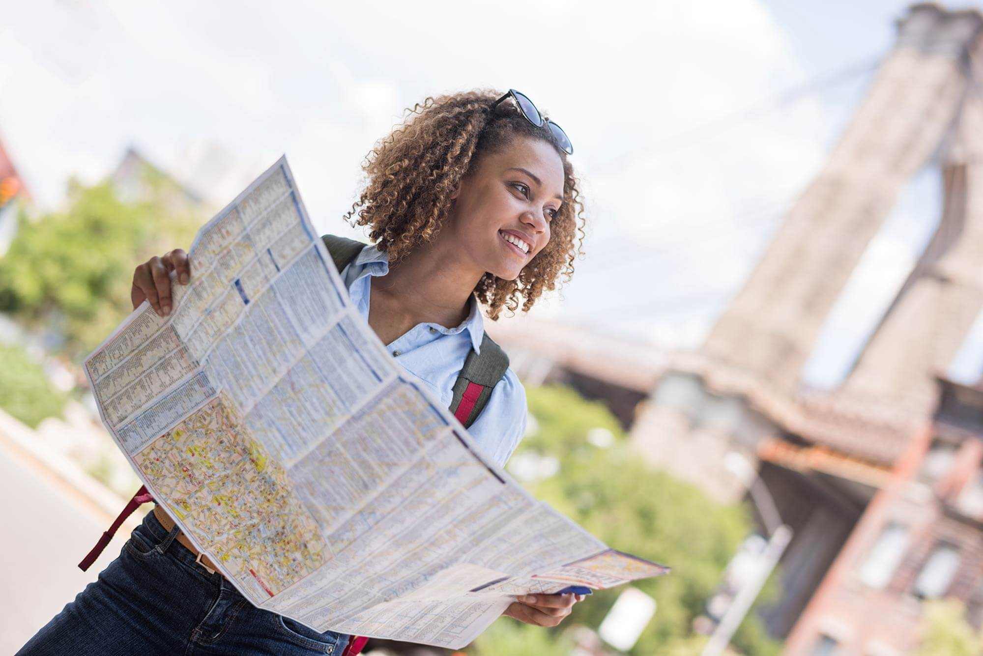In Praise of Being a Tourist