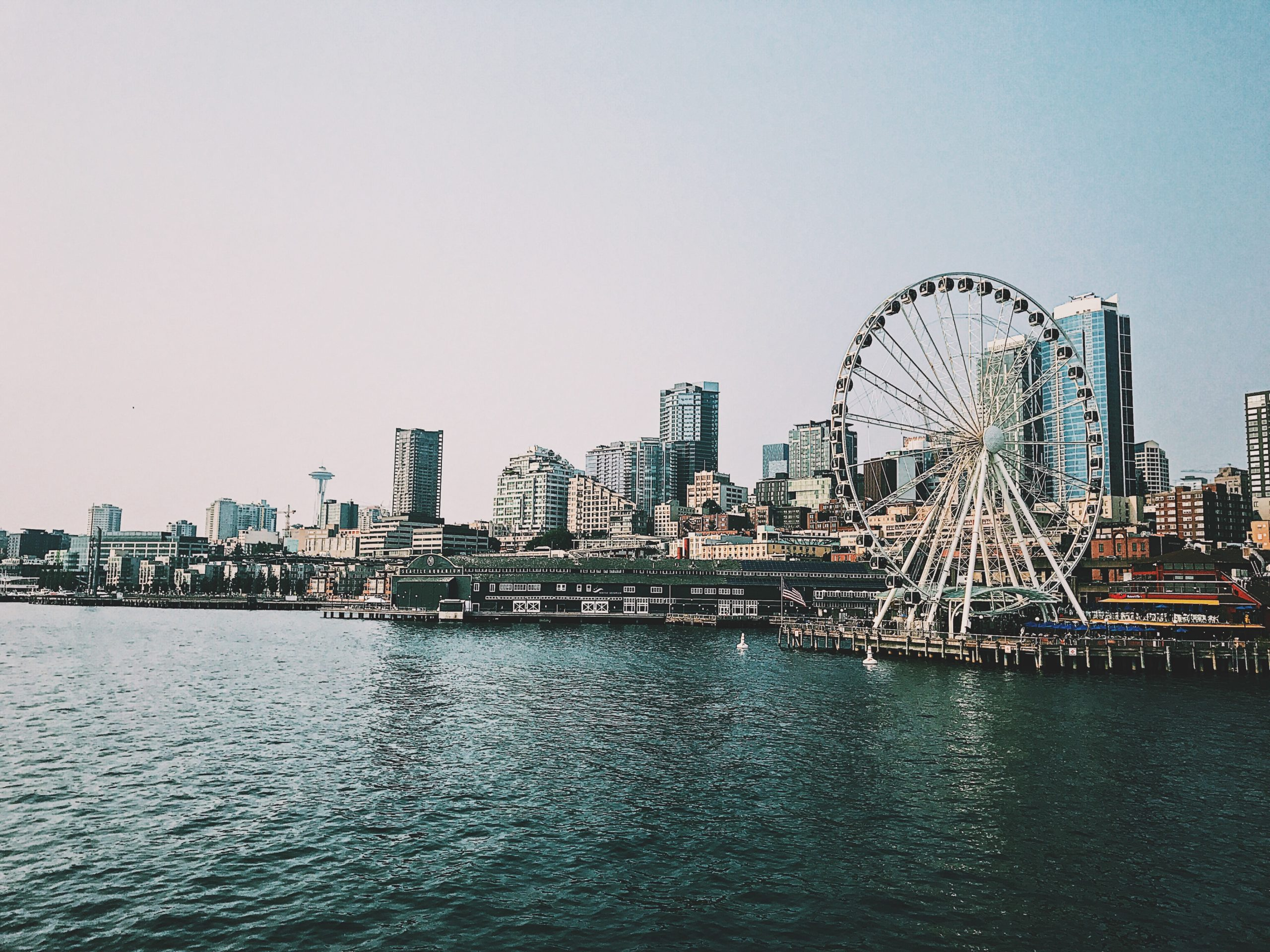 Seattle Photo by Felipe Galvan on Unsplash