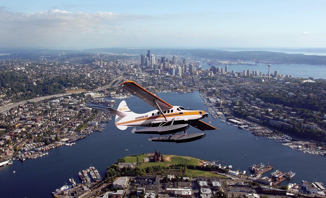 Seaplane Seattle